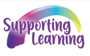 Supporting Learning logo.