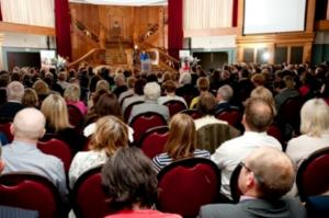 Inspection and Improvement - A Partnership: Conference on 14 September 2015 in Titanic Belfast