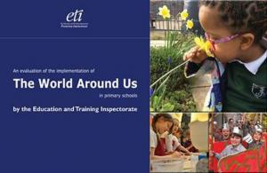 An evaluation of the implementation of The World Around Us in primary schools cover page